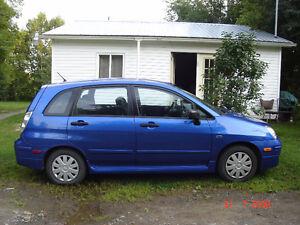 2006 Suzuki Aerio sx 5 portes Familiale