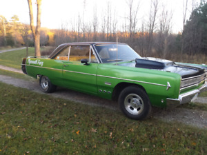 1968 Plymouth Fury REDUCED