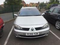 Renault Laguna 2.0dCi 150 Initiale Manual Diesel Silver 5 Door Estate