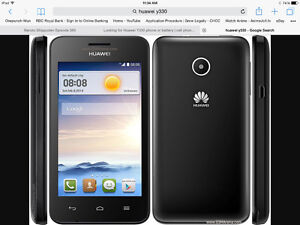 Looking for Huawei Y330 phone or battery
