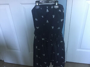Hollister Strapless Dress