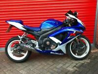 2009 SUZUKI GSXR 600 K8 1 PREVIOUS OWNER NOT GSXR 750 K9 L0