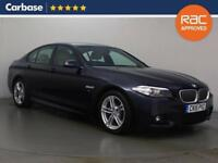 2015 BMW 5 SERIES 520d [190] M Sport 4dr Step Auto