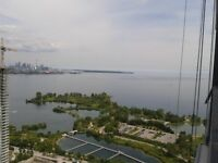 Brand new two bedroom penthouse condo at lakeshore/park lawn