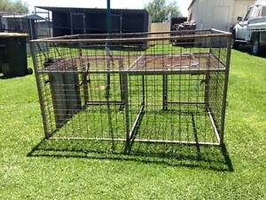 double dog cage Paxton Cessnock Area Preview