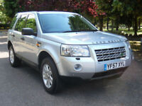 2007 57 Land Rover Freelander 2, 2.2Td4 auto SE, 65,000 Miles F/S/H