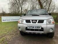 2004 Nissan Navara D22 Dci Acenta Plus 4X4 Shr Dcb NO VAT 50000 MILES Pick Up Di
