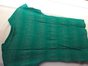 Women Old Navy green silver glitter threading striped top XS NWT London Ontario image 3