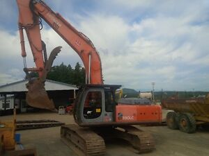 Hitachi EX330 LC-5 Excavator Parts
