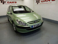 Peugeot 307 2.0HDi - DELIVERY AVAILABLE!
