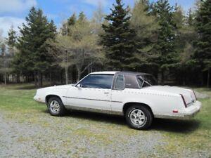 1985 Old Cutlass Supreme