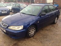Honda Accord moted 250 no offers