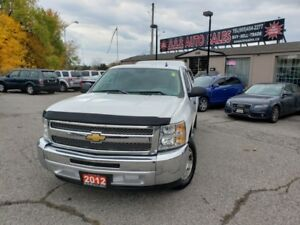 2012 Chevrolet Silverado 1500 2WD Ext Cab with canopy LT, Full P