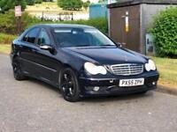 2005 Mercedes-Benz C Class 1.8 C180 Kompressor Sport Edition 4dr