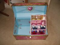 Princess Factory Chest and Slippers
