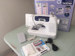 Brother CS-6000i Computerized Sewing Machine