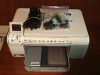 HP Color All in One Printer