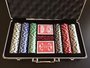 Brand New Poker Set ( never opened )