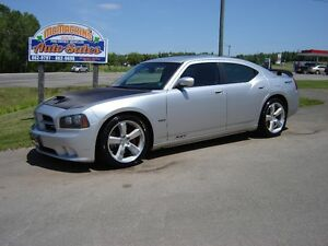 DODGE CHARGER***SRT8***6.1L***425HP***BORLA EXHAUST***