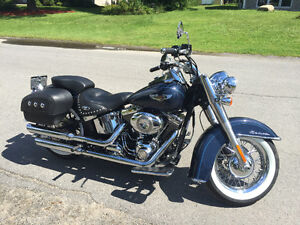 Harley-Davidson Softail Deluxe FLSTN Mint! Impeccable!