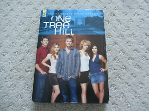 Season 3 of One Tree Hill on DVD