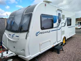 Bailey Pegasus Rimini 2016 Caravan