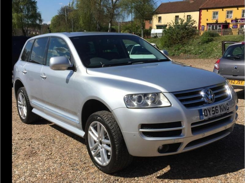 2006 volkswagen touareg 3 0 tdi v6 altitude 5dr in. Black Bedroom Furniture Sets. Home Design Ideas