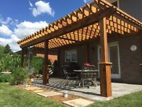Fences Decks Pergola
