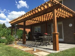 Fences Decks Pergola Stratford Kitchener Area image 3