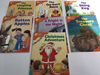 Oxford Reading Tree stage 6 - 7 books