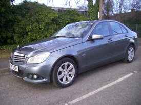 2012 (61 reg), Saloon Mercedes-Benz C Class 2.1 C220 CDI BlueEFFICIENCY SE 4dr