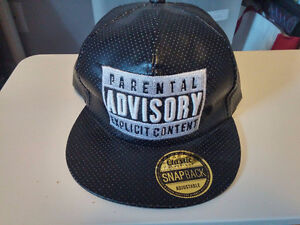 Snapback Hats (Great Condition)