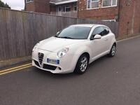 2008 Alfa Romeo MiTo 1.3L Diesel 3Dr Left Hand Drive LHD Manual White