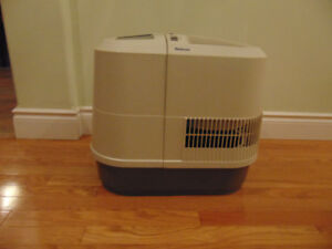 White, large Holmes humidifier (used)  New Filter