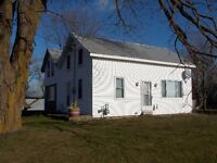 Renovated Country Home - Furnished - Utilities Included
