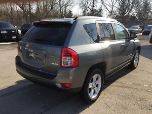 2012 JEEP COMPASS SPORT/NORTH * 4WD * LOW KM * $0 DOWN LOANS London Ontario image 6
