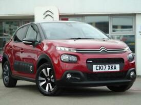 2017 CITROEN C3 1.2 PureTech 82 Flair 5dr