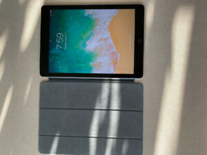 iPad 5th Generation 128gb Cellular and WiFi: basically brand new