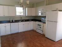 2 BR legal suite for rent in newer duplex