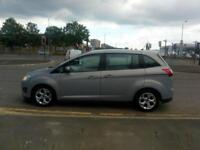"FORD GRAND C-MAX 1.6TDCi ZETEC 5 DOOR 2011""61"" REG 47,000 MILES F.S.H. 7 SEATER"