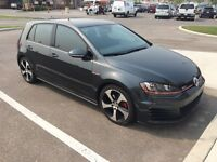 2015 VW GTI Autobahn - Leather + Navigation