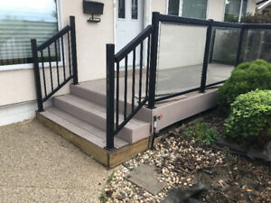 Used Composite Deck for sale