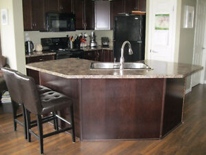 Furnished 2Br/Ba Condo Steps from Whyte Av, near U of A, downtwn