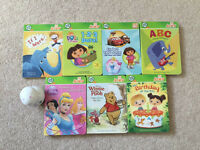 Leap Frog Tag Junior books and Junior Book Pal