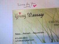 Young Massage (from Cash$55+)
