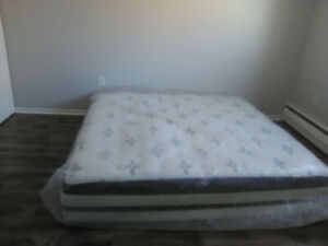 Brand New King size PILLOWTOP Sealy Mattresses inc delivery