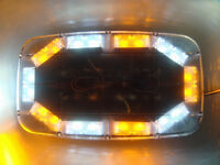 Strobe Light LED Beacon Tow Truck Directional light bar Flashing