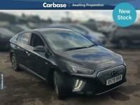 2020 Hyundai Ioniq 100kW Premium SE 38kWh 5dr Auto HATCHBACK Electric Automatic