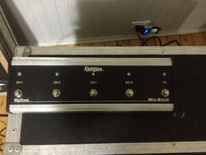 Mesa Boogie Dual Rectifier with Road Case Kitchener / Waterloo Kitchener Area image 3