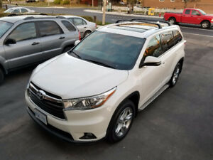 2015 Toyota Highlander Limited SUV, Crossover. Certified.